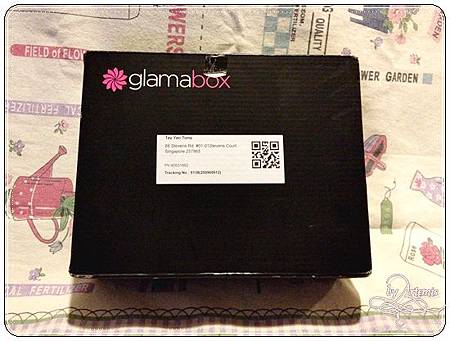 Glamabox Sept