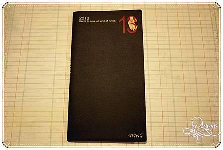 Midori Ojisan Slim手帳