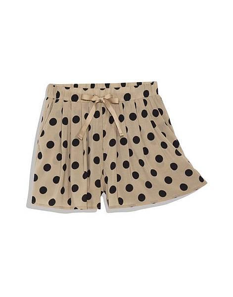 pazzo 2013 ss_polka dots shorts