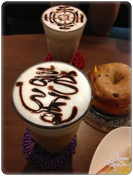 誇張古懂咖啡店