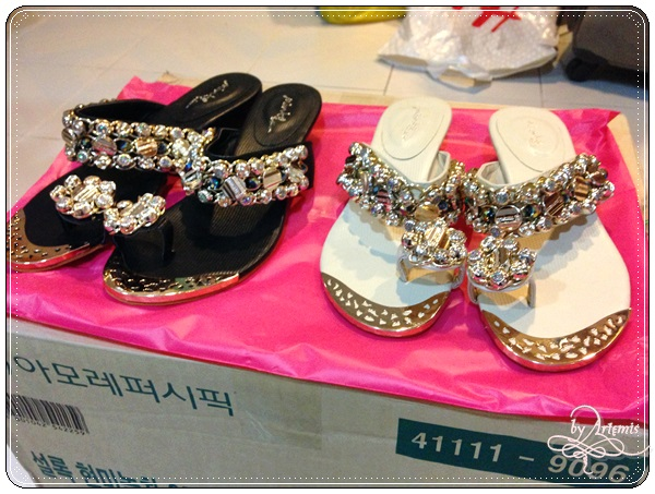 Gmarket 涼鞋