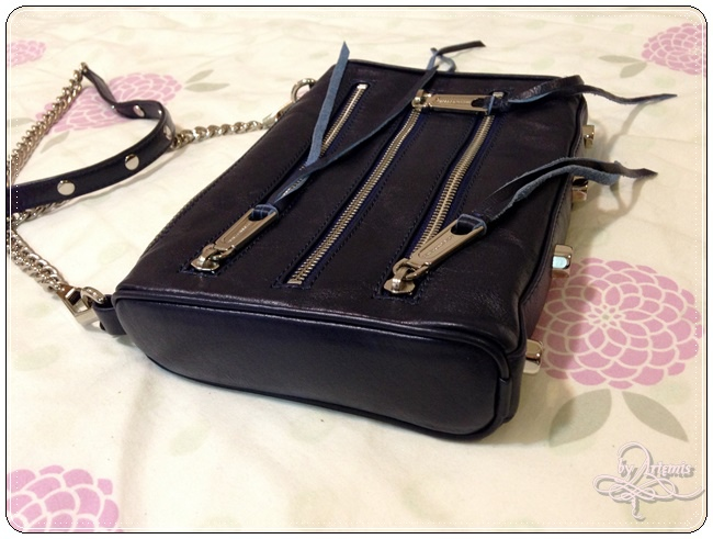 Rebecca Minkoff Zip bag001.JPG