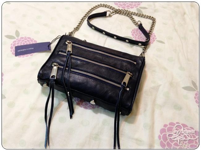 Rebecca Minkoff Zip bag008.JPG