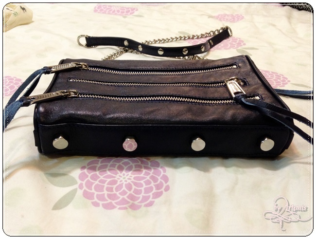 Rebecca Minkoff Zip bag009.JPG