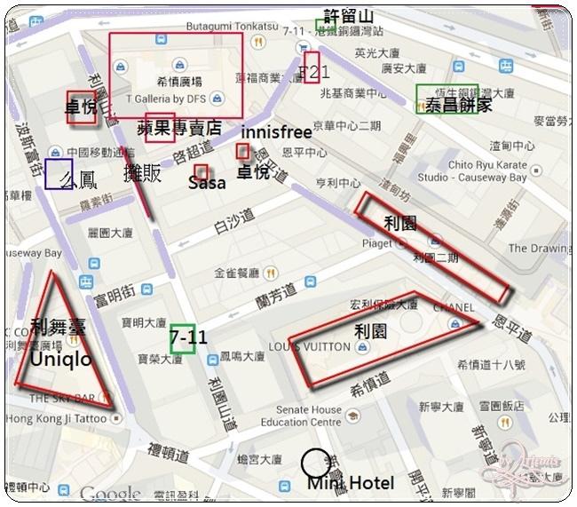 銅鑼灣逛街地圖 -希慎廣場周邊.jpg
