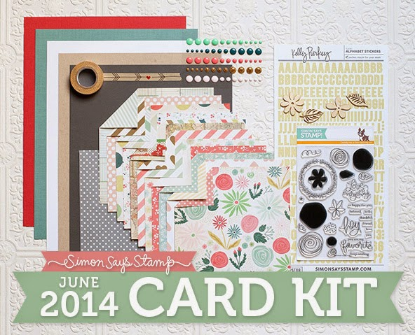 SSS June 2014 card kit