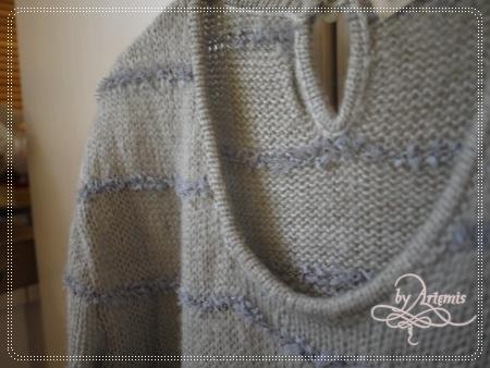 31 Sons de mode福袋 - 毛衣細節