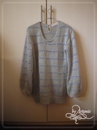 31 Sons de mode福袋 - 淡灰藍毛衣