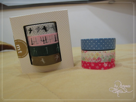 Masking Tape - 2010聖誕節款
