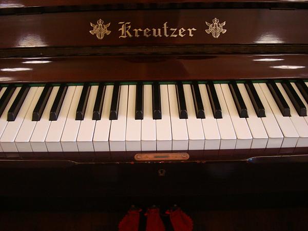 KREUTZER 可麗茲 3號 鋼琴
