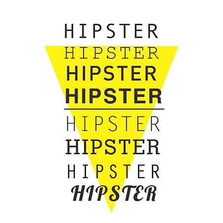 hipster types