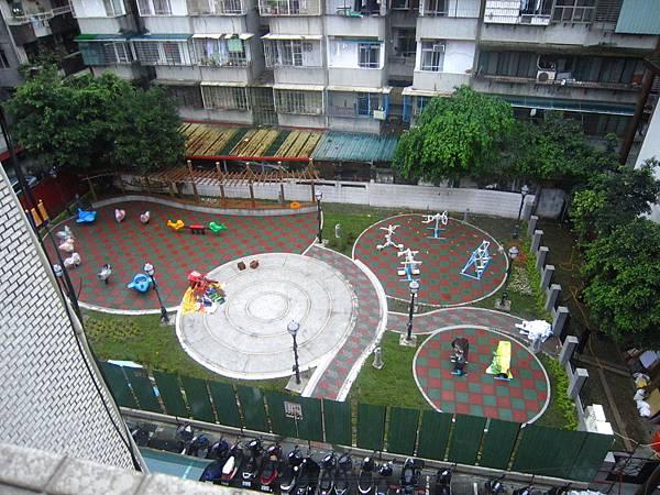 幼稚園變公園