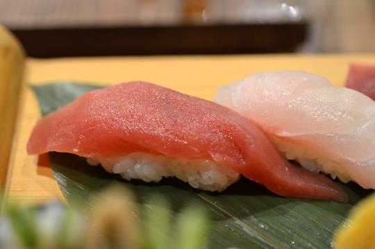 上引水產-特選握壽司2