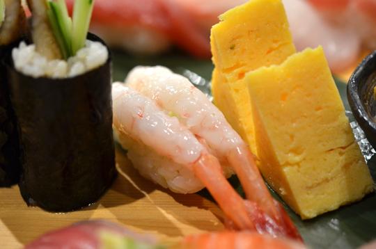 上引水產-特選握壽司3