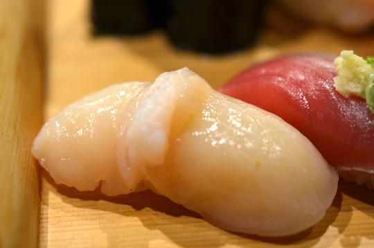 上引水產-特選握壽司5