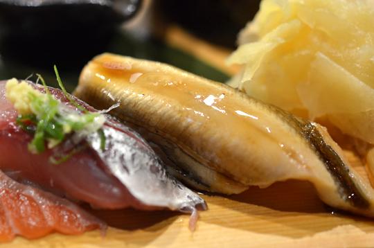 上引水產-特選握壽司6
