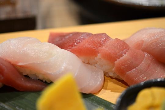 上引水產-特選握壽司7
