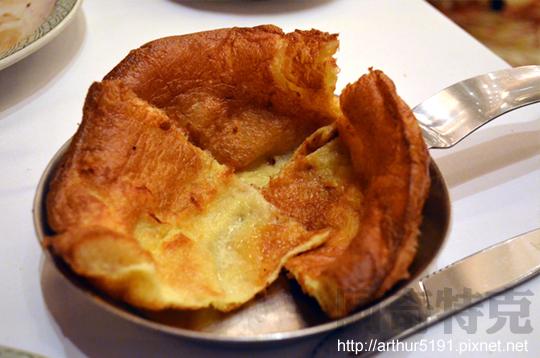 勞瑞斯-英式約克夏布丁餅