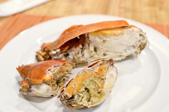 大倉久和-歐風09-螃蟹