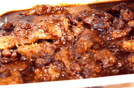 大倉久和-歐風16-炒豬肝佐葡萄