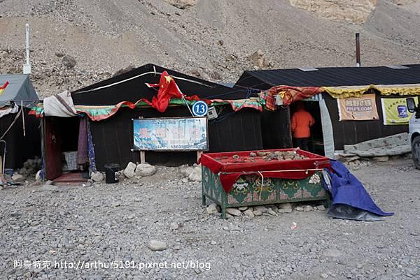 西藏-珠穆朗瑪峰(珠峰-聖母峰)-基地營-帳篷1.jpg