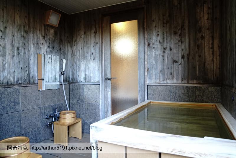 京都嵐山辨慶嵐山溫泉京料理旅館-溫泉03.jpg