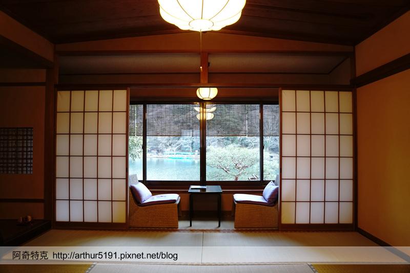 京都嵐山辨慶嵐山溫泉京料理旅館08.jpg