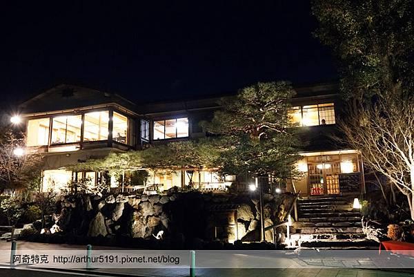 京都嵐山辨慶嵐山溫泉京料理旅館11.jpg
