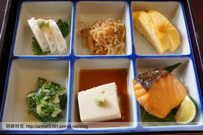 京都嵐山辨慶一泊二食京料理早餐米其林等級-07.jpg
