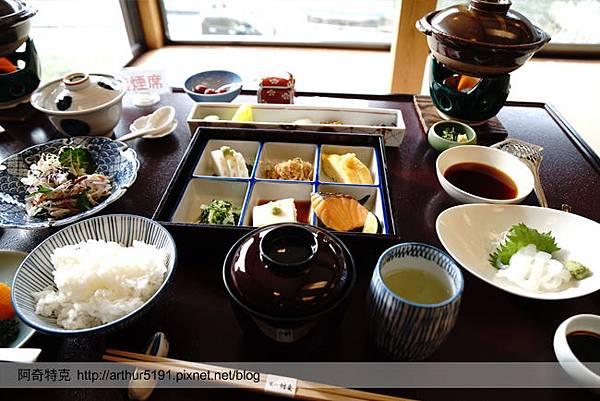 京都嵐山辨慶一泊二食京料理早餐米其林等級-06.jpg