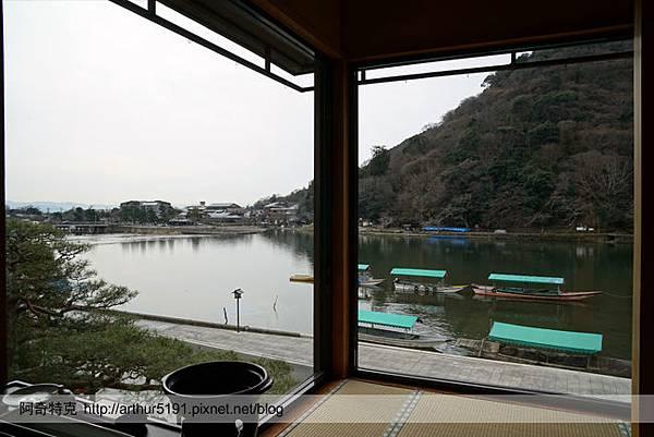 京都嵐山辨慶一泊二食京料理早餐米其林等級-10.jpg