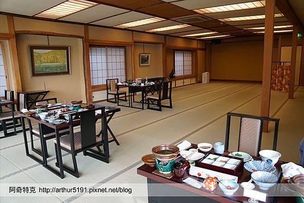 京都嵐山辨慶一泊二食京料理早餐米其林等級-11.jpg