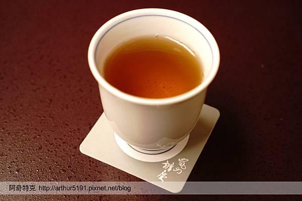 京都嵐山辨慶一泊二食京料理懷石晚餐米其林等級-a13水物2.jpg