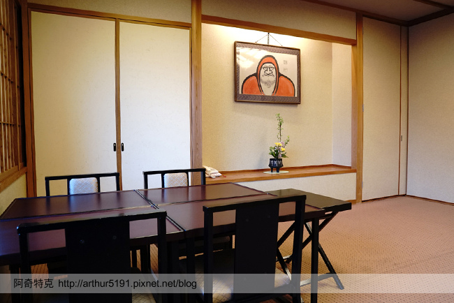 京都嵐山辨慶一泊二食京料理懷石晚餐米其林等級-9.jpg