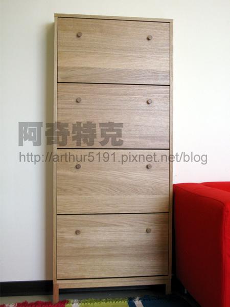IKEA-DIY-鞋櫃1