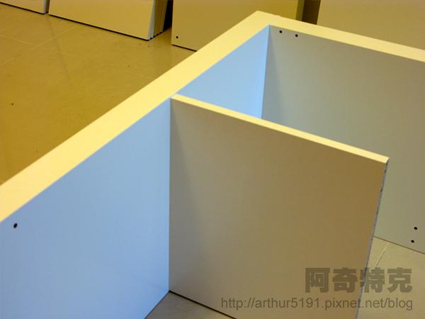 IKEA-EXPEDIT書櫃組裝