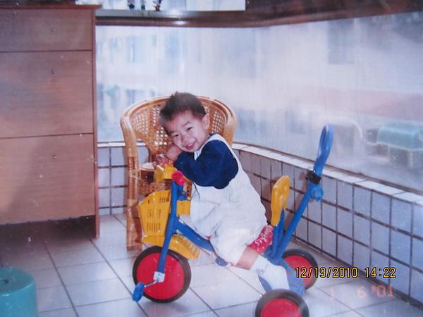 我的三輪車