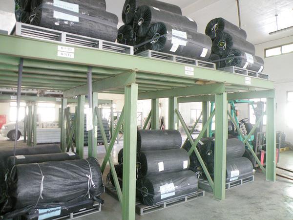 乾淨、整潔之倉儲空間