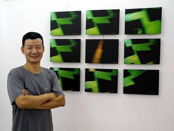 金門百年和平文藝展--盧根與板塊作品.jpg