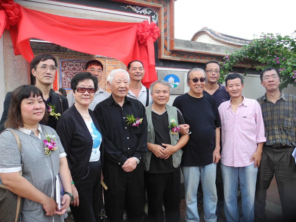 游藝瓊林-揭幕將致力實現民宿另類以聚落為發展核心的文化活動與知性旅遊的藝文空間一.jpg