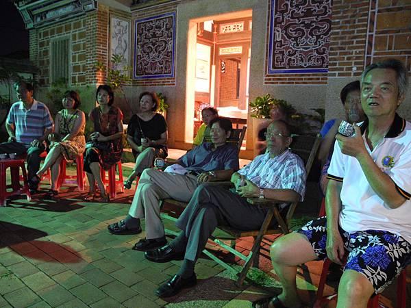 姜教授于游藝瓊林一場藝文晚會.jpg