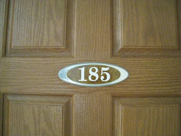 每位學生都有自己的門牌號碼