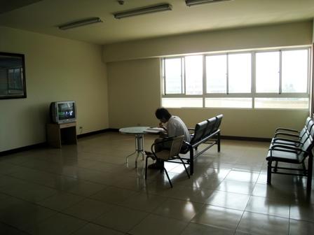 公用電視的客廳