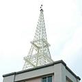 鐵塔狀的避雷針