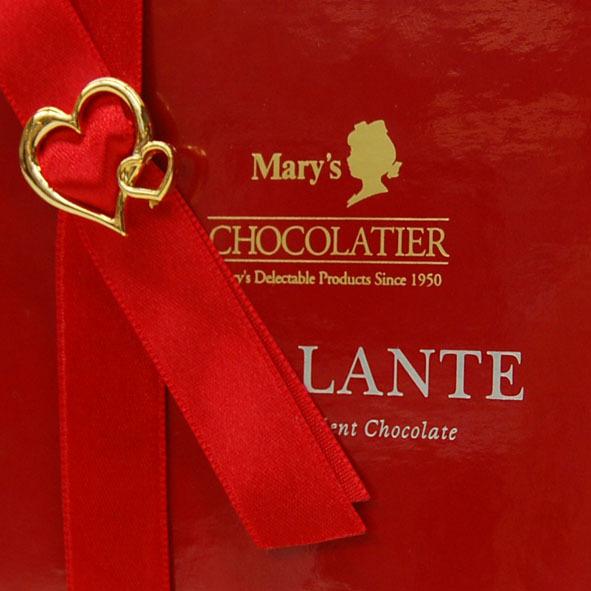 情人節收到的巧克力