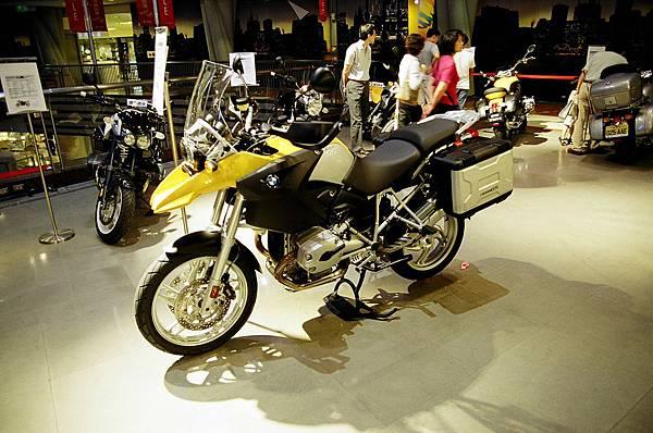 '04 BMW R1200GS