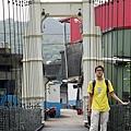 十分車站 吊橋
