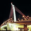 大直橋 夜景