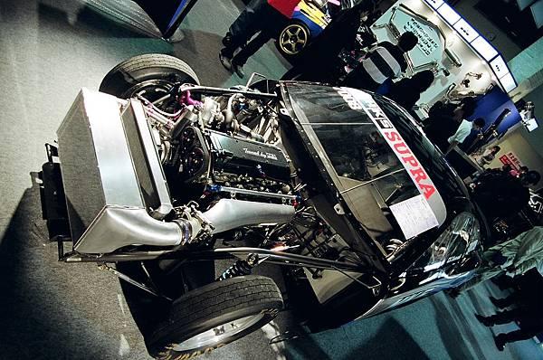 Supra零四加速賽車