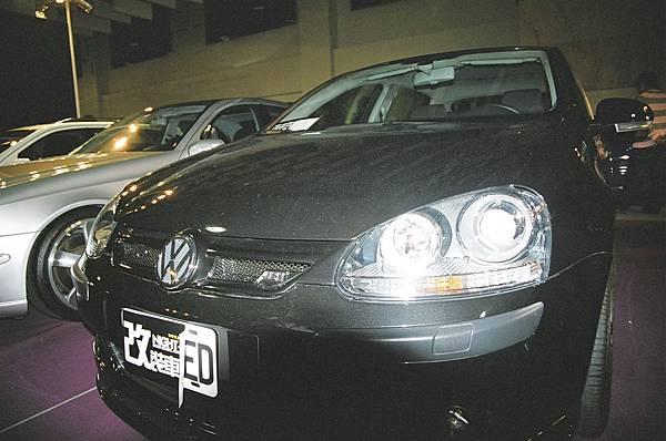 VW Golf 五代目+ABT空力